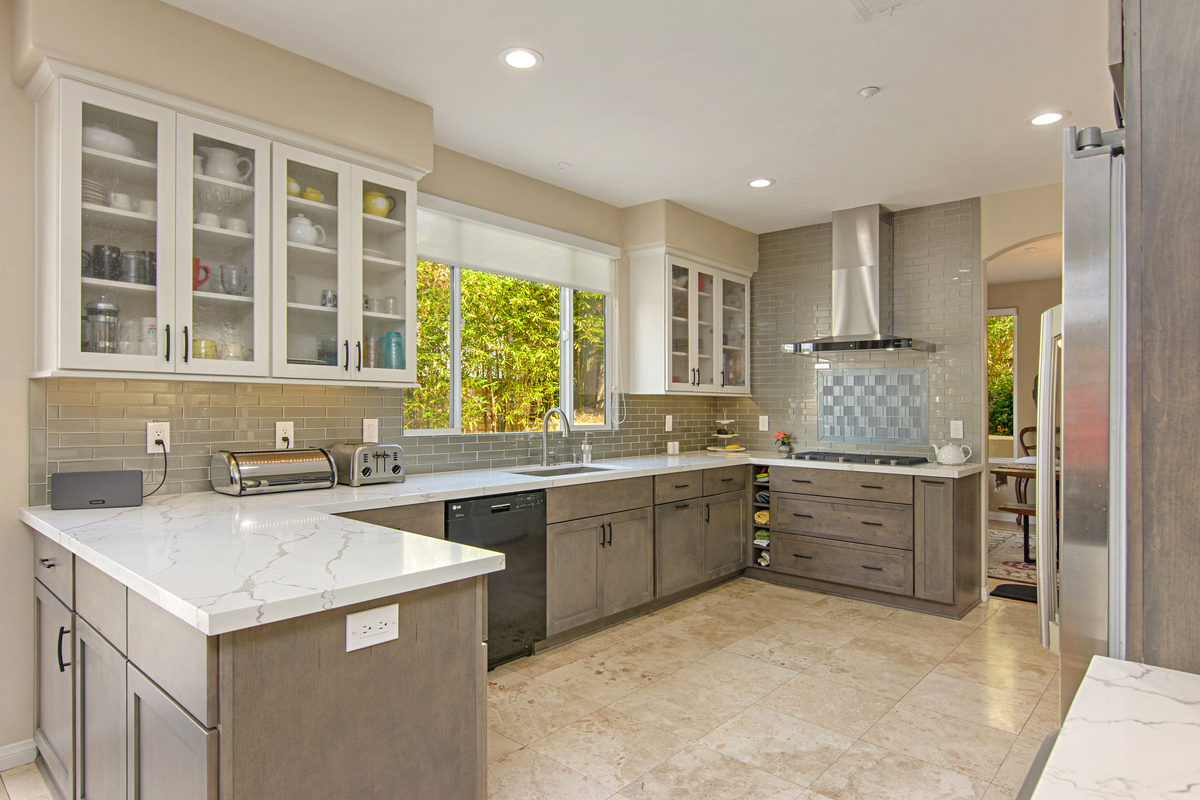 Encinitas Kitchen Remodel Classic Home Improvements